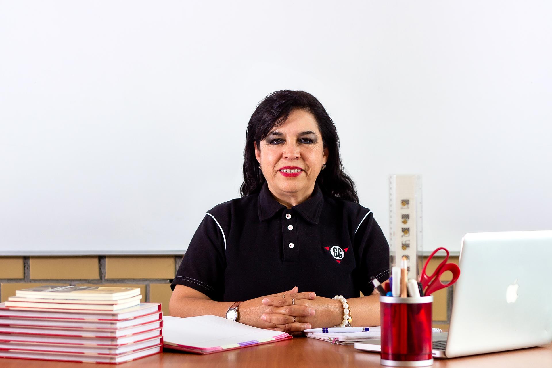 Irene Gutiérrez García - Subdirección Académica Preescolar