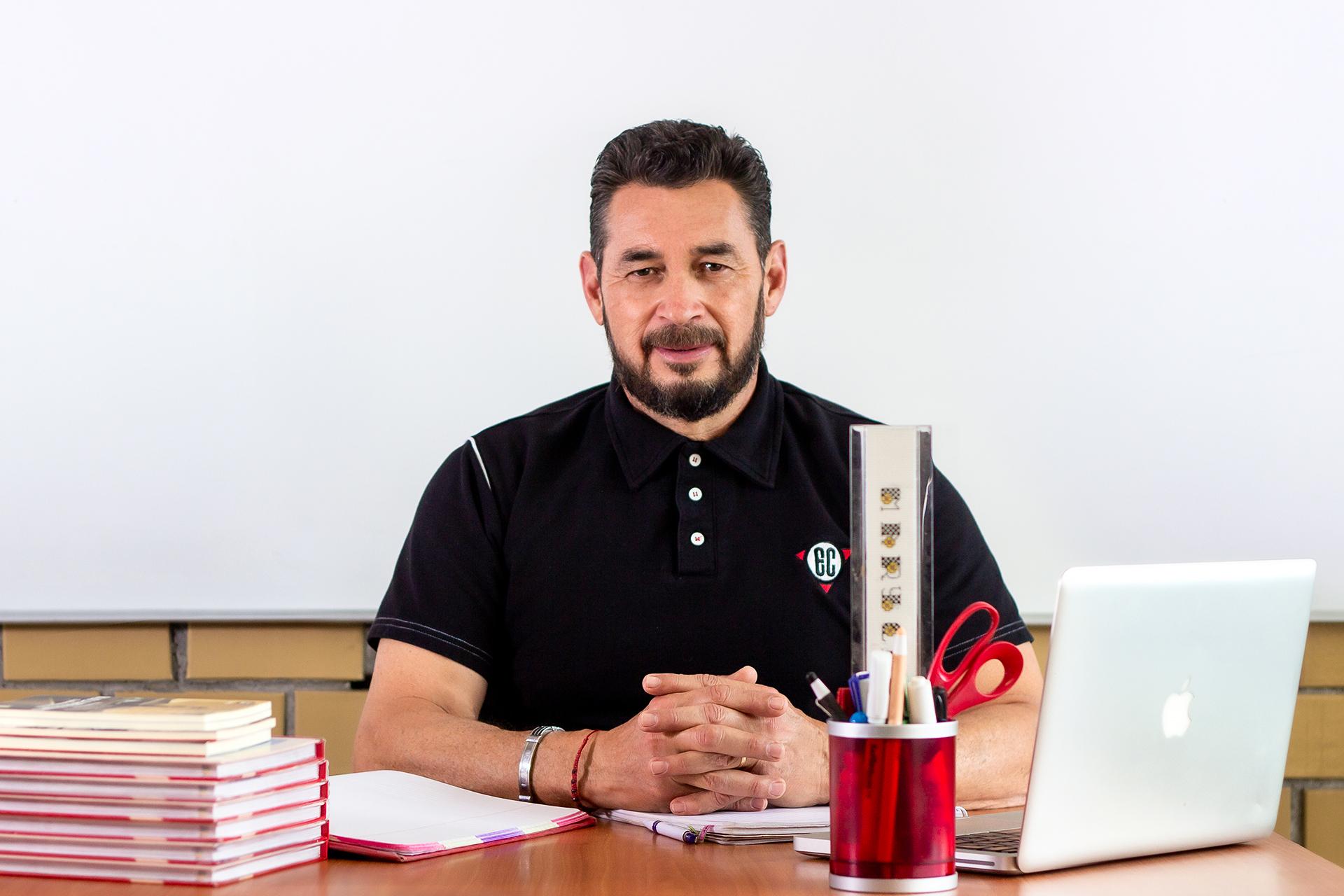 Rogelio Cabrera Luna - Dirección Primaria