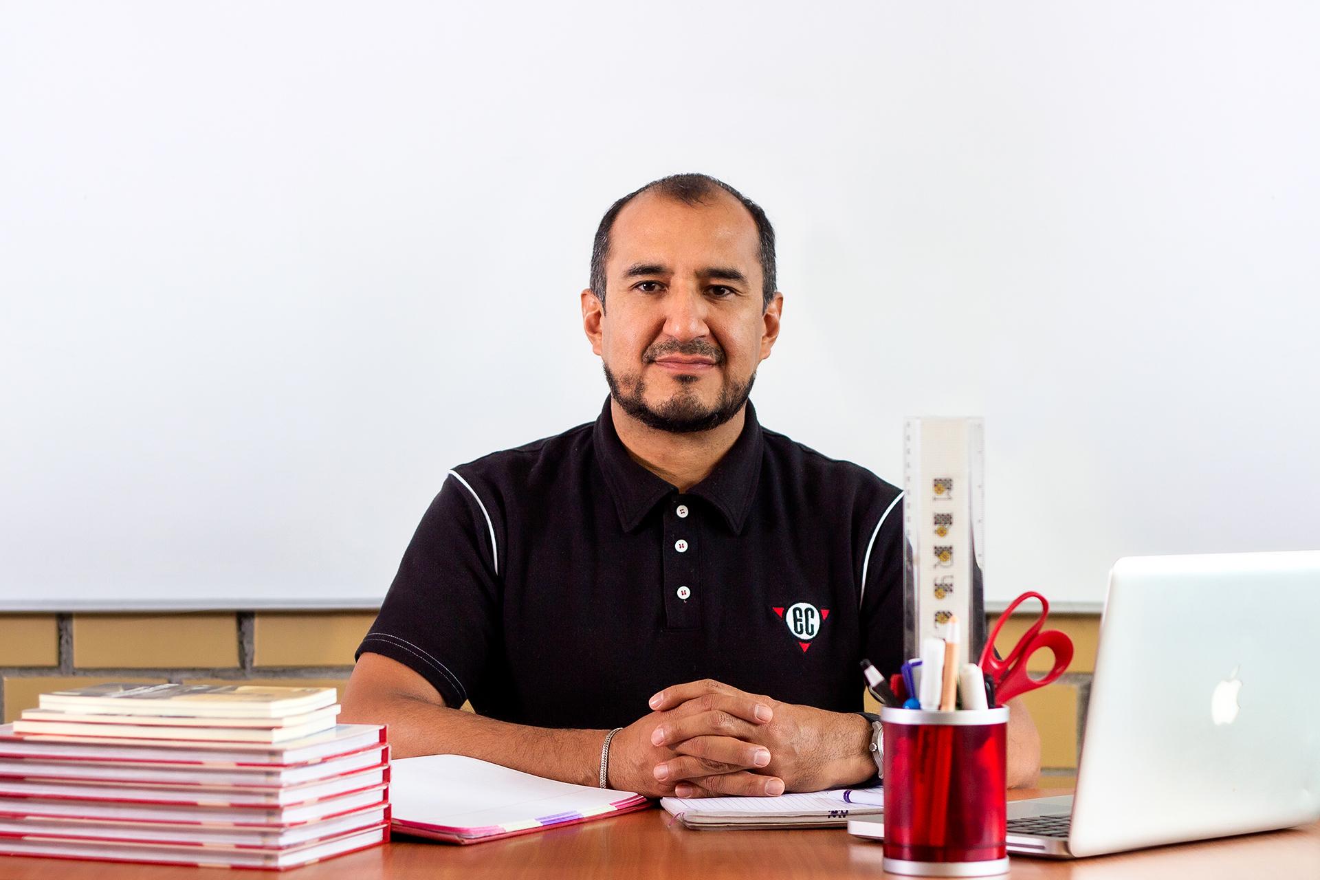 Sergio Hernández Romero - Coordinación Secundaria