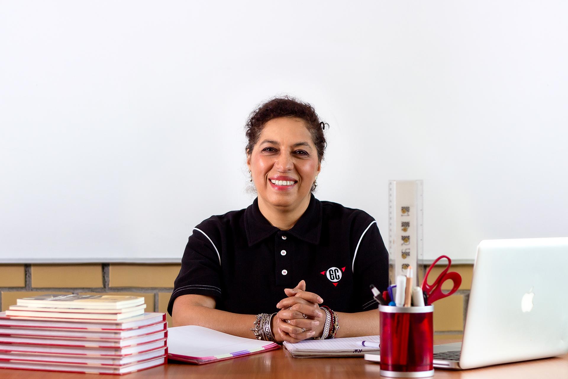 Laura Medina Quintero - Maestra Español Preescolar
